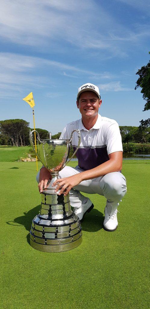 Nienaber - 2019 SA Amateur Champion