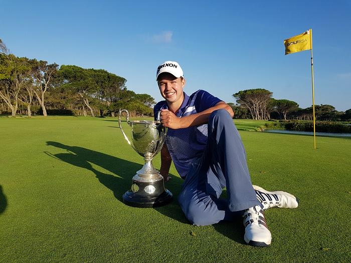 Victory for Filippi at SA Amateur Championship