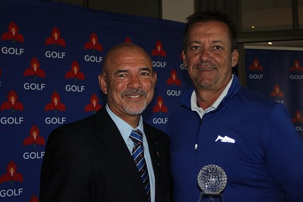 Top spot for Woodbridge at WP Masters