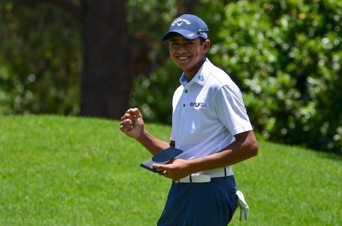 Premlall leads by one at WP Amateur