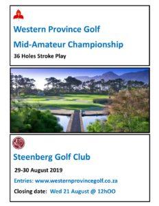 2019 WP Mid-Amateur Championship
