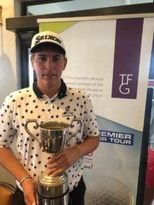 Ayden Senger - Milnerton Open Winner - 2019