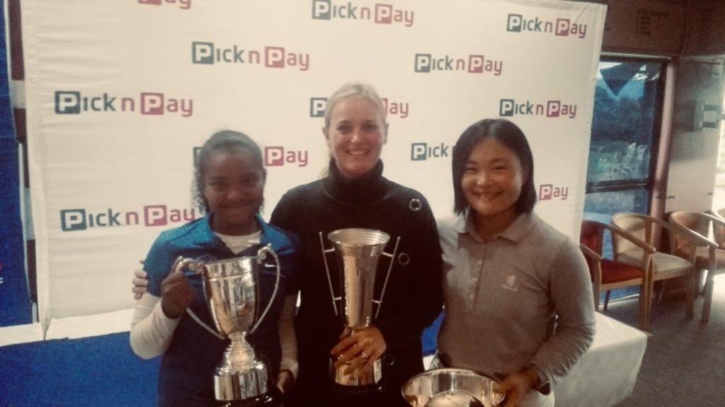 Traut successful at Ackerman Championships