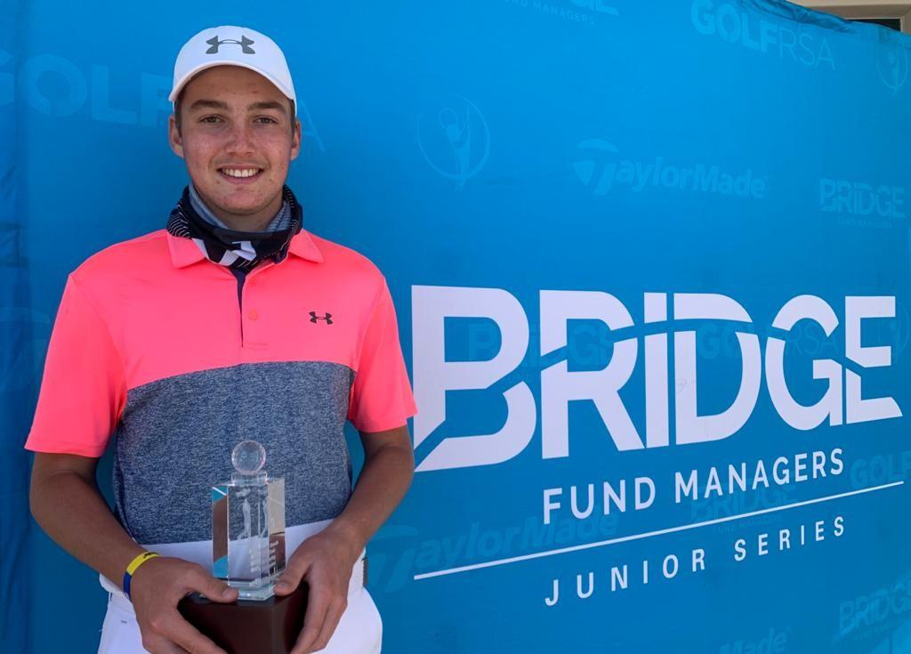 Matthew Lotz wins at Atlantic Beach Links Bridge Fund Managers Series