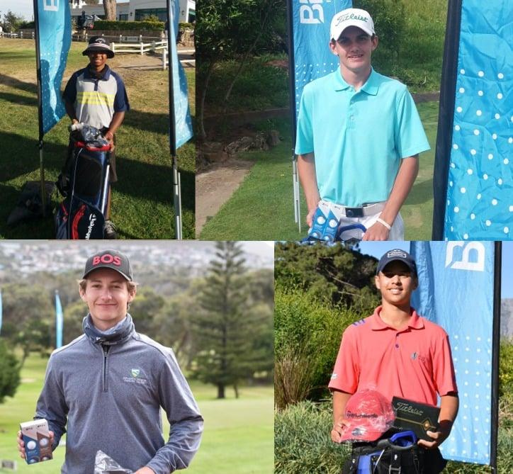 Mitch, Jack, Justin & Craig for Bridge Fund Managers Junior Series
