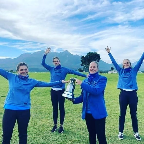 WP wins the Swiss Team Trophy – 72 Hole Championships