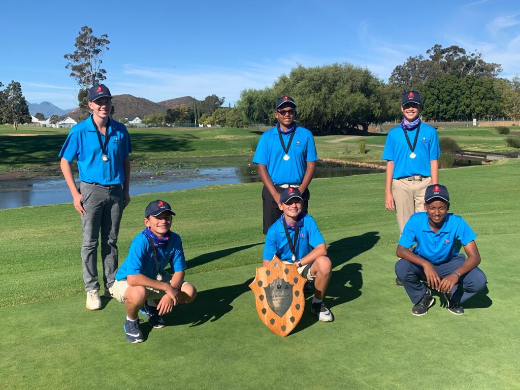 Western Province Juniors triumph in the Triangular