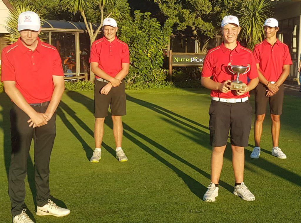 Steenberg crowned WP Junior Golf Club Champions
