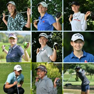 Good luck to our Women's 72 hole Championship Team