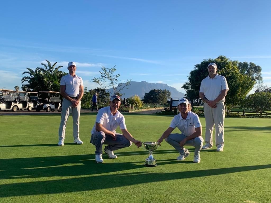 Durbanville wins the 2021 Bradshaw Trophy
