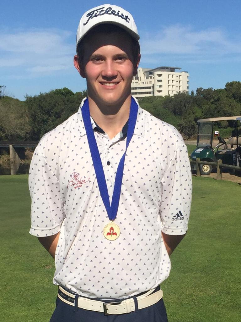 Photo - Jack Brugman (A division matchplay champion)