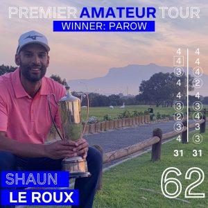 Shaun Le Roux