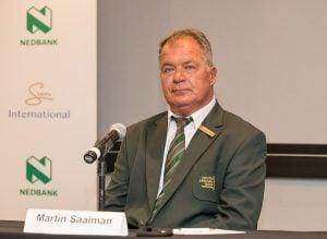 Martin Saaiman_SAGA President