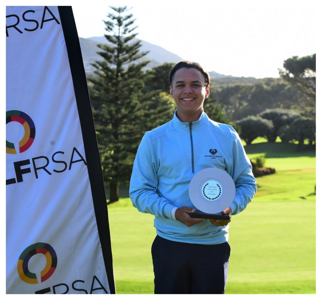 Carig Jacobs - Cape Town Junior Open