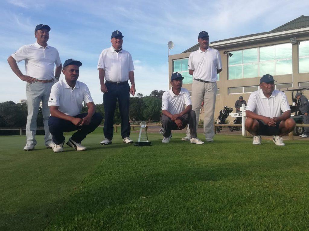 WP winners of Friendship Trophy